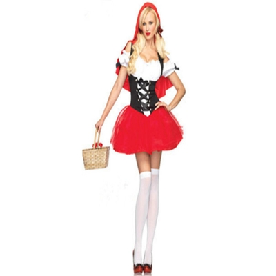 Little Red Riding Hood Costume M4503