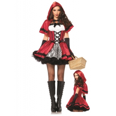 Little Red Riding Hood Costume M40290